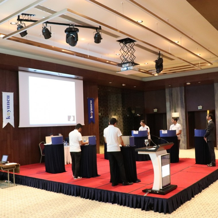 Final of Technical Data Contest was Realized