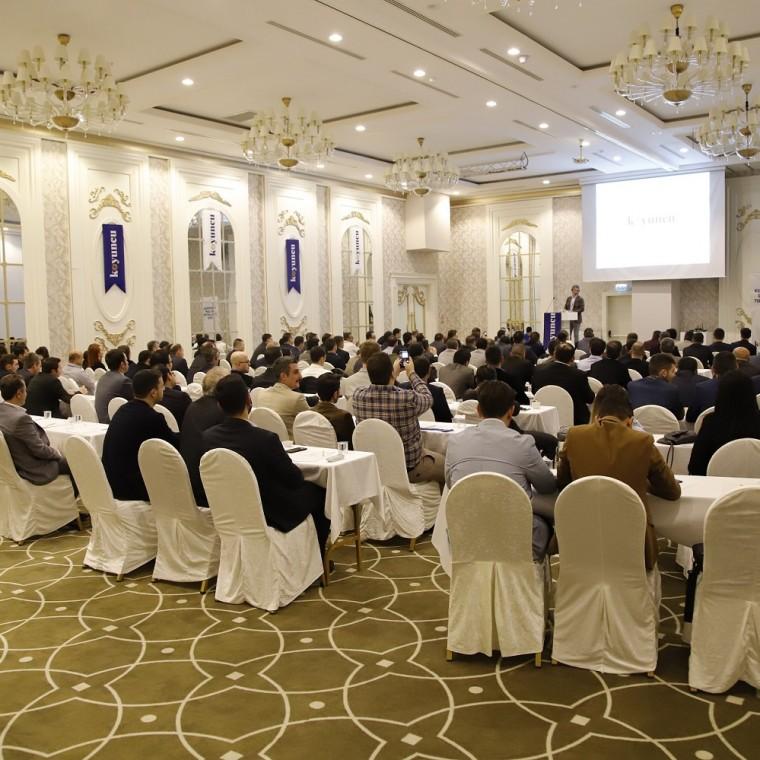 2019 Koyuncu Grup Kurumsal Gelişim Toplantısı Antalya'da Gerçekleştirildi